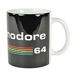 Commodore 64 - Mug Black Logo