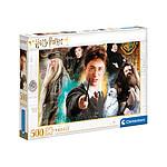 Harry Potter - Puzzle Harry at Hogwarts (500 pièces)