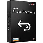 Stellar Photo Recovery Premium - Licence 1 an - 1 poste - A télécharger
