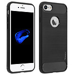 Avizar Coque Noir pour Apple iPhone 7 , Apple iPhone 8 , Apple iPhone SE 2020