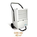 Rexair - Deshumidificateur d'air industriel REXAIR QD PRO 30C - 0,55kW - 40m² - 54541