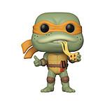 Les Tortues Ninja - Figurine POP! Michelangelo 9 cm