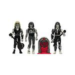 Slayer - Pack 3 figurines ReAction Live Undead 10 cm