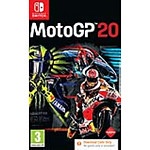 MotoGP 20 (code-in-a-box) (Switch)
