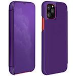 Avizar Etui folio Violet pour Apple iPhone 11 Pro Max