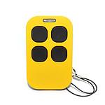 Creasol Télécommande Multi Soft Touch Jaune CRE_MULTIST_JAUNE