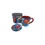 Superman - Mug avec sous-verre My Super Hero