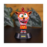 Crash Bandicoot - Veilleuse 3D Icon Crash Bandicoot 10 cm