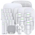 Ajax Alarme maison StarterKit blanc  Kit 10