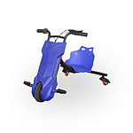 Drift trike électrique enfant 100W Bleu RDT100-B