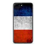 1001 Coques Coque silicone gel Apple IPhone 8 Plus motif Drapeau France