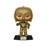 Star Wars Episode IX - Figurine POP! C-3PO (Red Eyes) 9 cm
