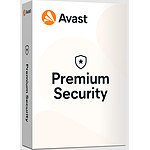 Avast Premium - Licence 1 an - 1 poste - A télécharger