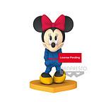 Disney - Figurine Best Dressed Q Posket Minnie Mouse Ver. B 10 cm