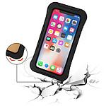 Avizar Coque étanche Noir pour Apple iPhone X , Apple iPhone XS