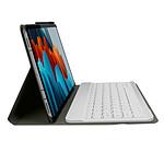 Avizar Clavier sans fil Dorée pour Samsung Galaxy Tab S7 11.0