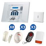 Visonic PowerMax Pro - Alarme maison - 02