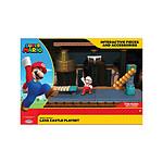World of Nintendo - Playset Lava Castle