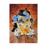 One Piece - Statuette FiguartsZERO Knight of the Sea Jinbe 19 cm