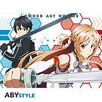 Sword Art Online -  Poster Asuna & Kirito 2 (52 X 38 Cm)