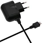 Avizar Chargeur secteur Noir pour Smartphones à connecteur Micro-USB