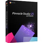 Pinnacle Studio 25 Ultimate - Licence perpétuelle - 1 poste - A télécharger