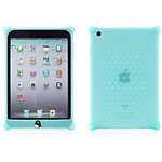 BONE  Coque en silicone BUBBLE iPad mini  Bleu