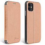 Avizar Etui folio Rose Champagne pour Apple iPhone 11