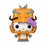 Hello Kitty Kaiju - Figurine POP! Mecha Kaiju 9 cm