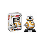 Star Wars Episode VIII - Figurine POP! Bobble Head BB-8 9 cm