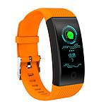 YONIS Bracelet connecté Orange Y-10281