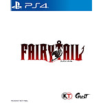 Fairy Tail ( JPN voice + UK & FR Text) (Playstation 4)