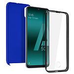 Avizar Coque Bleu pour Samsung Galaxy A50 , Samsung Galaxy A30s