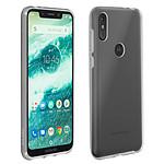 Avizar Coque Transparent pour Motorola One