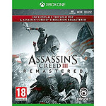 Assassin's Creed III Remastered & Liberation Remastered ( XBOX ONE )