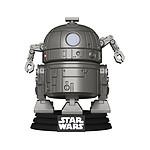 Star Wars Concept - Figurine POP! R2-D2 9 cm