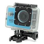YONIS Caméra sport waterproof Bleu Y-4684