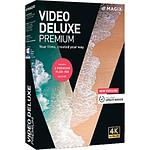 Magix Vidéo deluxe Premium - Licence perpétuelle - 1 poste - A télécharger