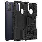 Avizar Coque Noir pour Samsung Galaxy M21 , Samsung Galaxy M31 , Samsung Galaxy M30s