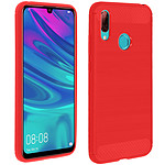 Avizar Coque Rouge pour Huawei P Smart 2019 , Honor 10 Lite