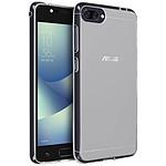 Avizar Coque Blanc pour Asus Zenfone 4 Max ZC520KL