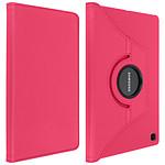Avizar Etui folio Fuchsia pour Samsung Galaxy Tab A7 10.4 2020