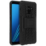 Avizar Coque Noir pour Samsung Galaxy A8