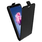 Avizar Etui à clapet Noir pour Huawei P Smart 2018