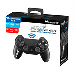 Subsonic Pro4 black wireless controller pour PS4