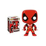 Deadpool - Figurine POP! Bobble Head Two Swords 10 cm