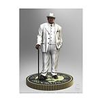 The Notorious B.I.G - Statuette Rap Iconz Biggie Smalls 20 cm