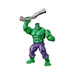 Marvel Legends 80th Anniversary - Figurine Retro Hulk SDCC 2019 Exclusive 15 cm