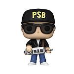 Pet Shop Boys - Figurine POP! Chris Lowe 9 cm