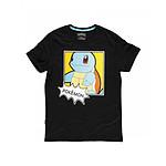 Pokémon - T-Shirt Carapuce Pop - Taille L
